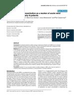 Acute renal failure & Cystatin C.pdf