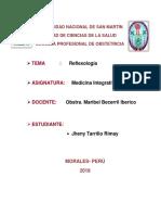 Expo Medicina Reflexologia Jheny