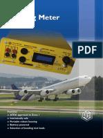 1681B Aircraft Bonding Tester - Datasheet.pdf