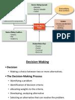 3 Decision Making