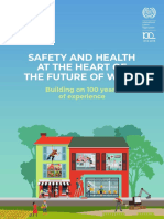Leaflet for World Day for Safety and Health at Work 2019