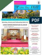 Newsletter May 2019 Website