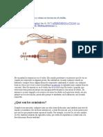 Como Se Toca en Violin Los Armónicos