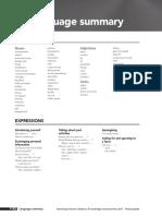 Interchange5thEd Level2 Language Summary Units01 16