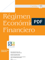 Regimen Economico Financiero