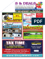 Steals & Deals Southeastern Edition 5-2-19