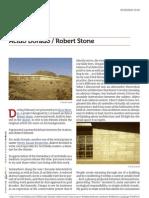Www.archdaily.com Acido Dorado Robert Stone