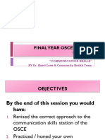 OSCE Review