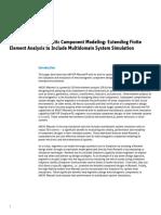 Beyond Em Component Modeling