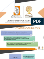 Decreto 1421 de 2017 Men (Inclusion Educativa)
