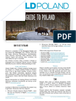 Visitors Guide to Poland PDF