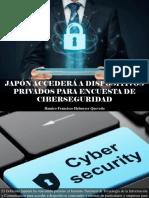 Ramiro Francisco Helmeyer Quevedo - Japón Accederá a Dispositivos Privados Para Encuesta de Ciberseguridad
