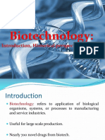 1 Biotechnology