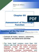 60. Assessment of Neurologic Function