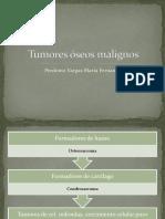 tumores oseos malignos