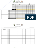 Duty Forms