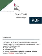 Glaukoma - Dr.liesa Zulhidya, Sp.M