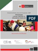 Programa de lucha contra la violencia