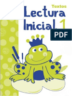 Lectura Inicial 5 Anos