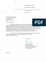 July 2012 NICS FBI CJIS Audit Final Plus DOS Response Redacted