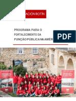 Informe Fortalecimiento 2019 - PORTUGUES
