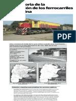 Privatización de Los Trenes