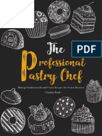 The Professional Pastry Chef by Gordon Rock.epub