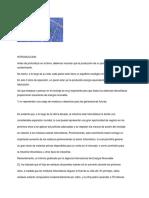 evaluacion de Proyecto Reciclaje de Paneles
