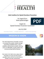 Utah Dept. of Health
