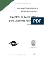 Espectros de Carga y Daño para Diseño de Pavimentos.pdf