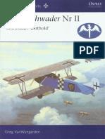 Osprey - Aviation Elite - Jagdgeschwader Nr II Berth Old'