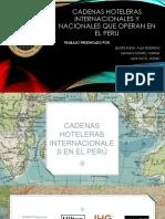 Cadenas Hoteleras Int Perú