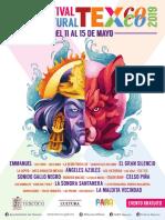 Festival Texcoco 2019