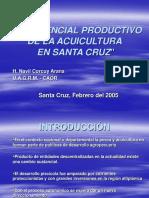 La Acuicultura en Santa Cruz (1)