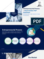 Entrepreneurial Process – Real Estate P2P Business.pptx