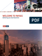 PaySec Product Brochure Optimized (Pay Secured Online and Intrapay Asia is just one company)
