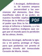 San Miguel Arcángel, defiéndenos en la lucha....pdf