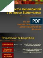 Modelación Geoambiental