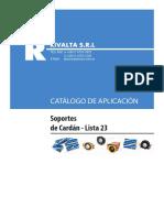 Cadenas Skf