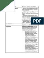 RAE - Estructura de Las Proteinas.