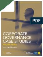 0 Corporate Governance Case Studies Cpa Aus Cg-Vol-3 Rev1
