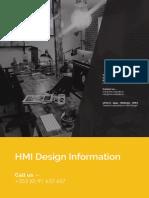 HMI Summary Sheet V2