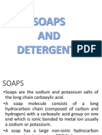 9).Soap Manufacturing