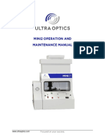 Ultra Optics Mini2 Manual