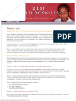 Resources 21st Century Skills