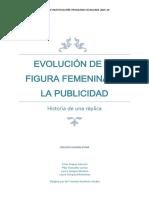 Evolución de La Figura Femenina