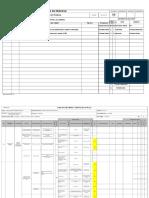 Ejemplo AMEF - Plantilla Excel