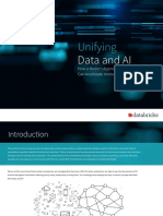 Unified Analytics Platform eBook Databricks