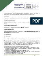 PG -01.Controlul Documentelor