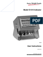 e1310 Indicator User Manual. Engpdf